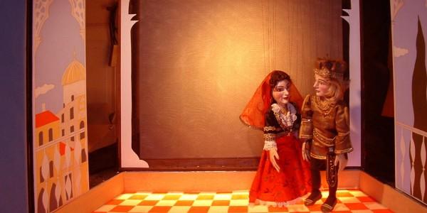 """Das Theaterstück """"Der Prinz von Venedig"""" ein zyprisches Volksmärchen"""